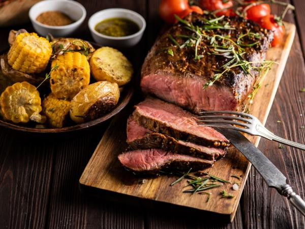 Gastro Catering - Roast Fore Rib of Beef