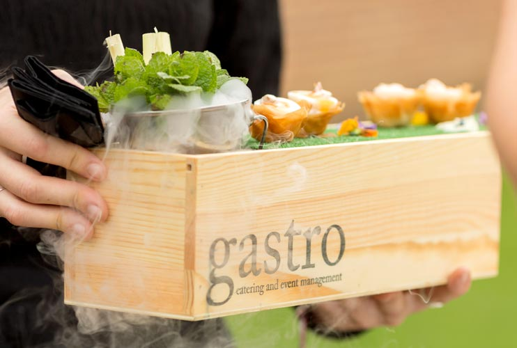 Gastro Catering - Wedding Catering - Creative Canapes
